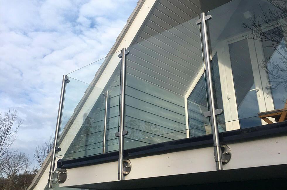 Glass Balustrades In Suffolk Amp Norfolk Dream Installations